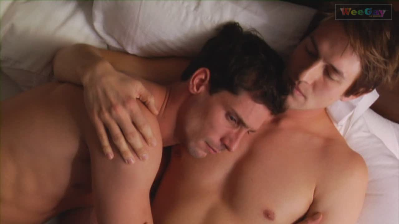 Two gay guys having sex